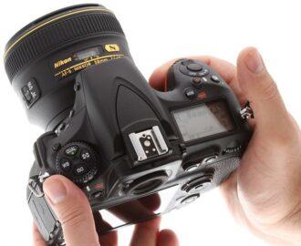 Spesifikasi Nikon D810