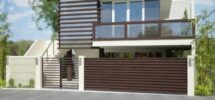 Tips Membuat Desain Model Pagar Rumah Minimalis Dengan Bahan Populer