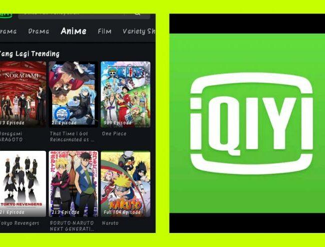 Iqiyi, Aplikasi Nonton Anime Mudah, Aman, Legal, dan Gratis